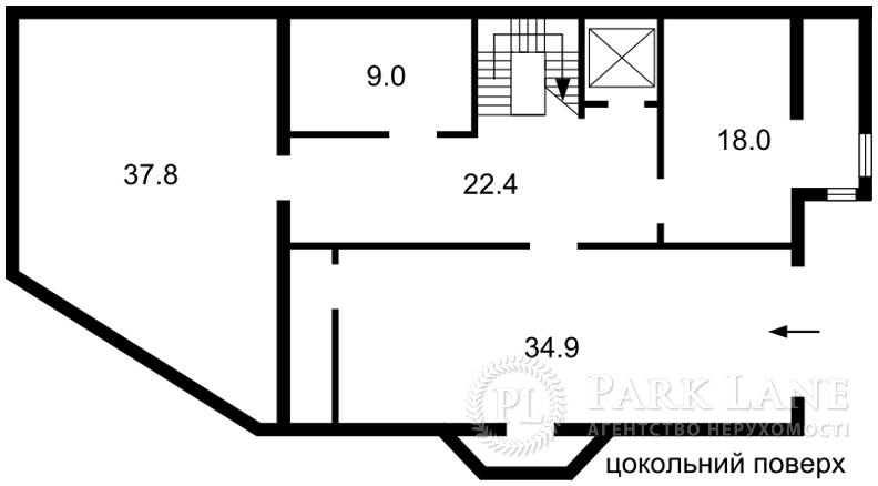 Квартира J-22125, Тимирязевская, 30, Киев - Фото 4