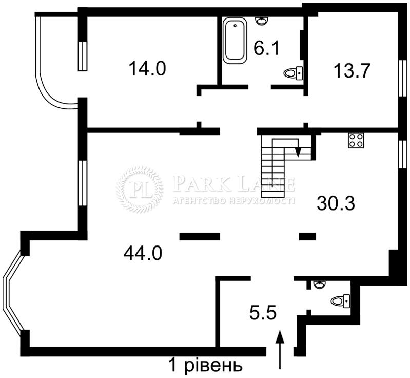 Квартира Лабораторный пер., 6, Киев, X-27078 - Фото 2