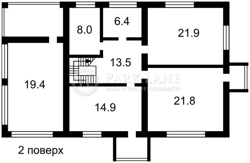 Дом ул. Трояндовая, Гатное, Z-1802277 - Фото 3