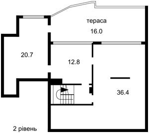 Нежитлове приміщення, B-92359, Вітянська, Вишневе (Києво-Святошинський) - Фото 5