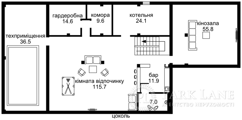 Дом Малютянка, N-14272 - Фото 2