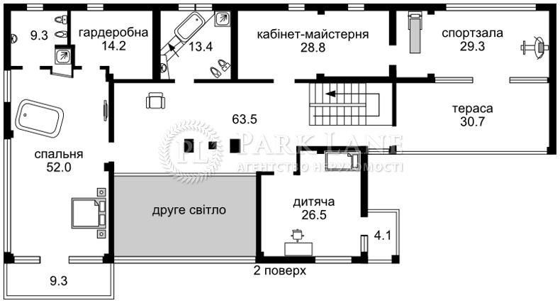 Дом Малютянка, N-14272 - Фото 4