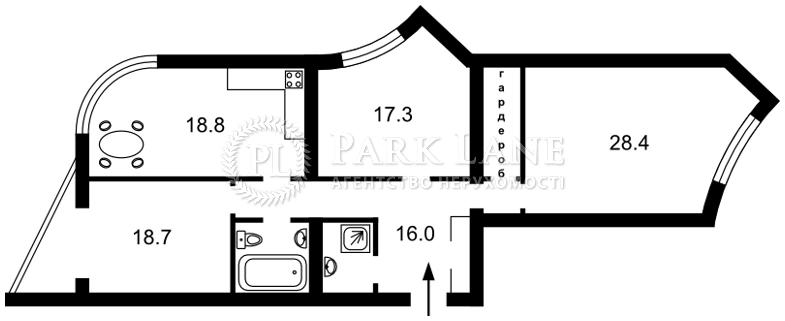 Квартира Z-1780154, Героев Сталинграда просп., 4корп.6, Киев - Фото 5