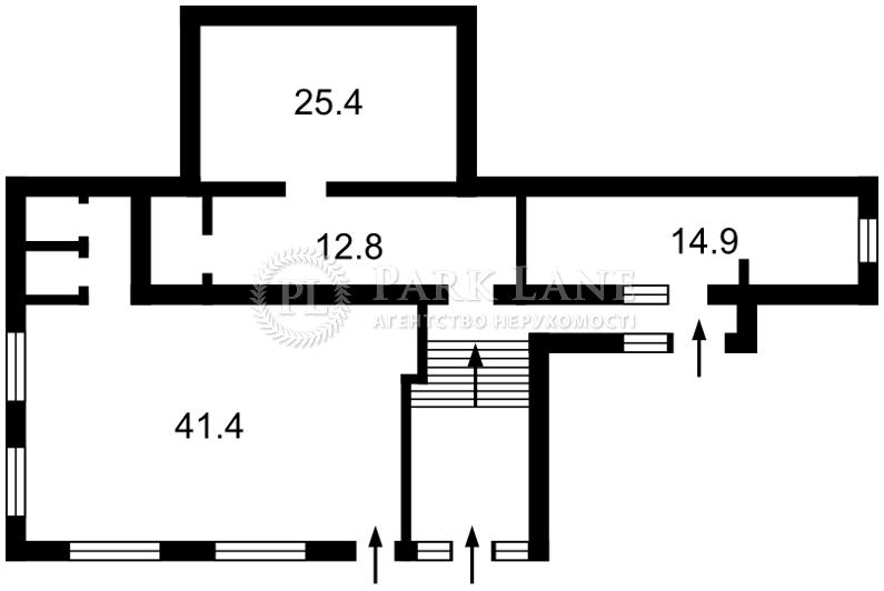 Нежитлове приміщення, вул. Військове містечко, Васильків, N-16876 - Фото 2