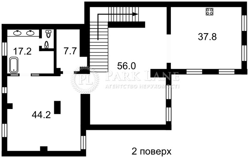 Дом ул. Чигорина, Киев, J-22461 - Фото 4