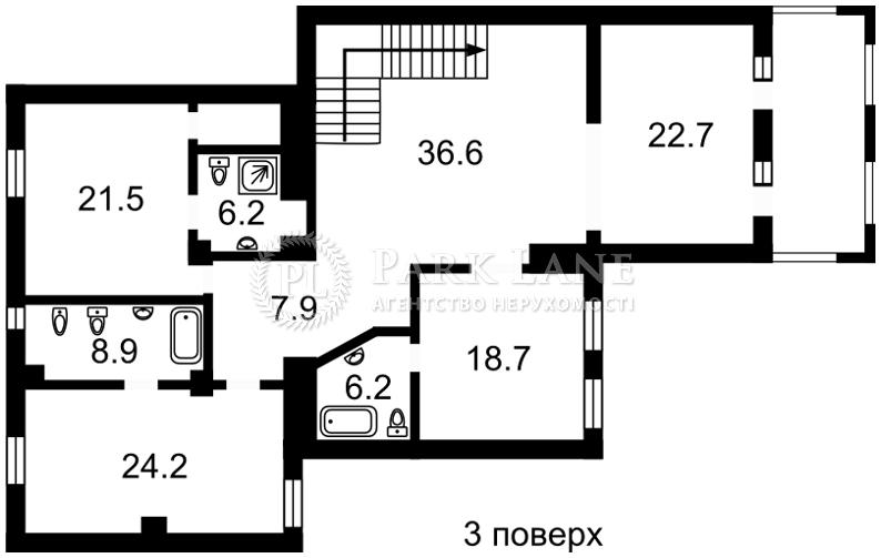 Дом ул. Чигорина, Киев, J-22461 - Фото 5
