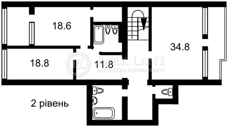 Квартира ул. Павловская, 18, Киев, C-72808 - Фото 3