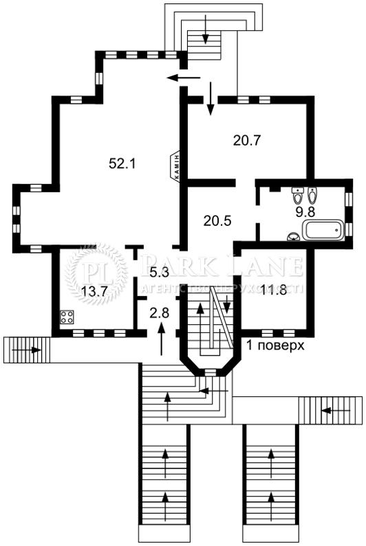 Будинок B-92643, Проців - Фото 2