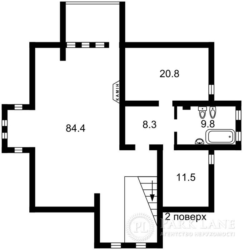 Дом B-92643, Процев - Фото 3