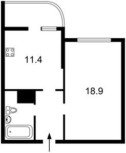 Квартира Z-1791138, Лобановского просп. (Краснозвездный просп.), 150а, Киев - Фото 4