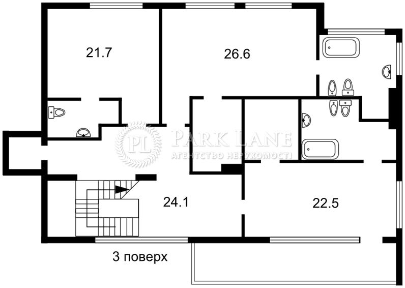 Будинок J-22558, Лаврська, Київ - Фото 6