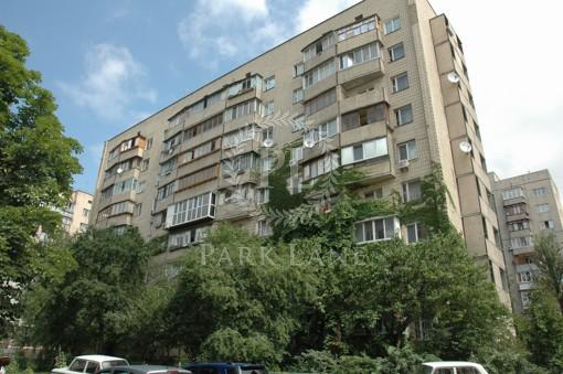 Квартира Тютюнника Василя (Барбюса Анрі), 56/2, Київ, Z-662297 - Фото