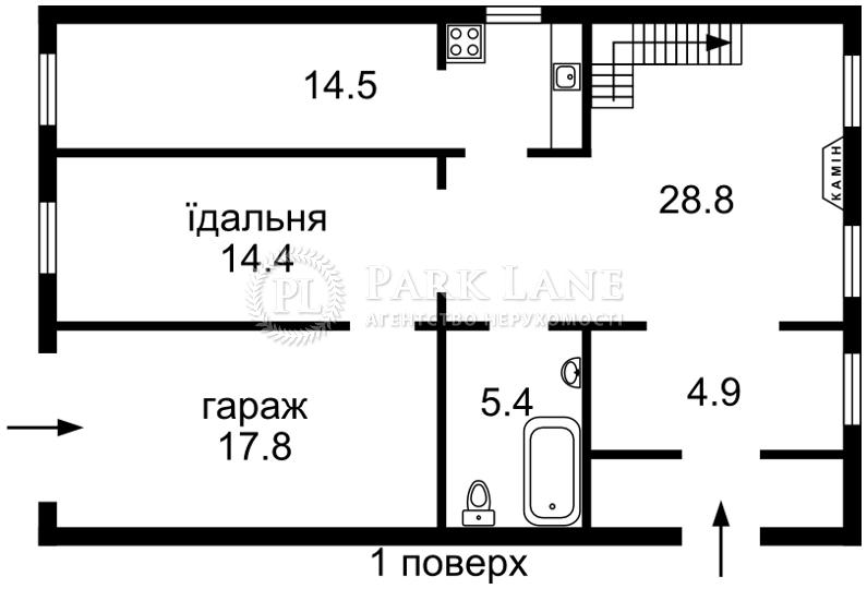 Дом ул. Садовая (Осокорки), Киев, A-90371 - Фото 2