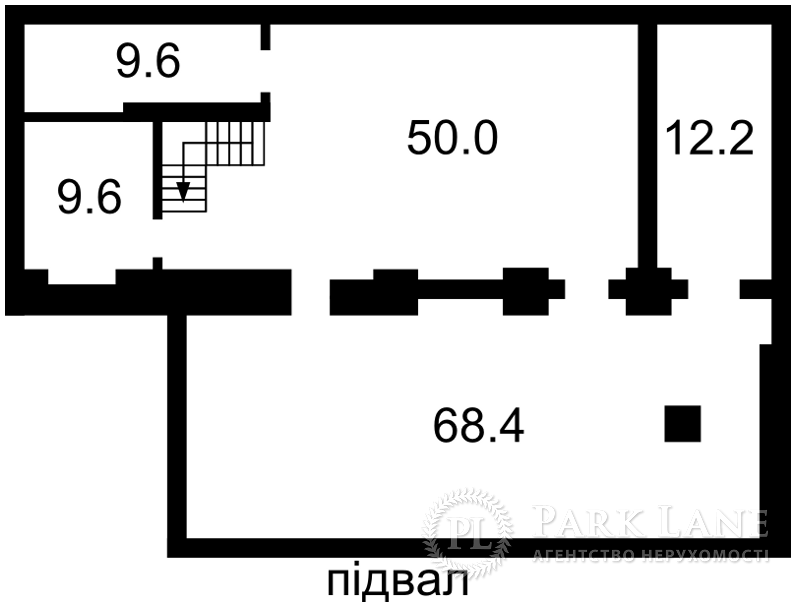 Нежилое помещение, Гагарина Юрия просп., Киев, X-33966 - Фото 2