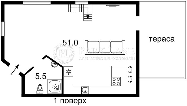 Дом ул. Петропавловская, Киев, Z-1883653 - Фото 2