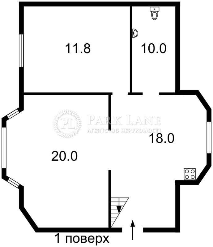 Дом Гатное, Z-1650961 - Фото 2
