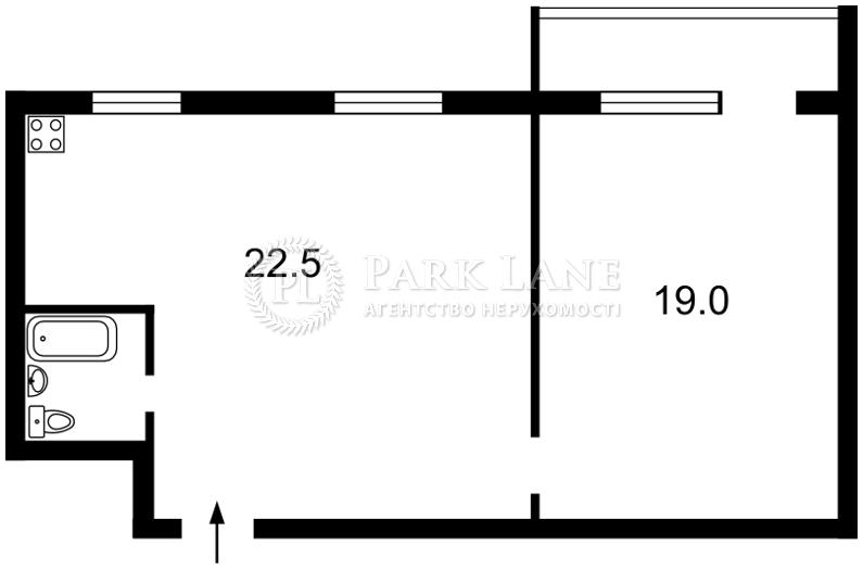 Квартира вул. Хмельницького Богдана, 35/1, Київ, I-13287 - Фото 2