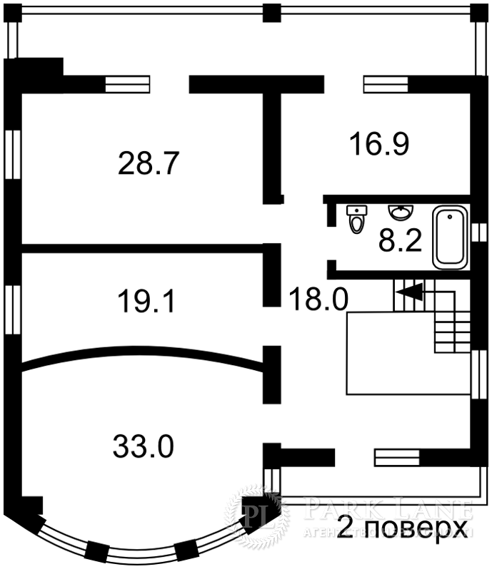 Дом Гатное, B-93613 - Фото 4
