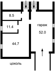 Дом B-93613, Гатное - Фото 6