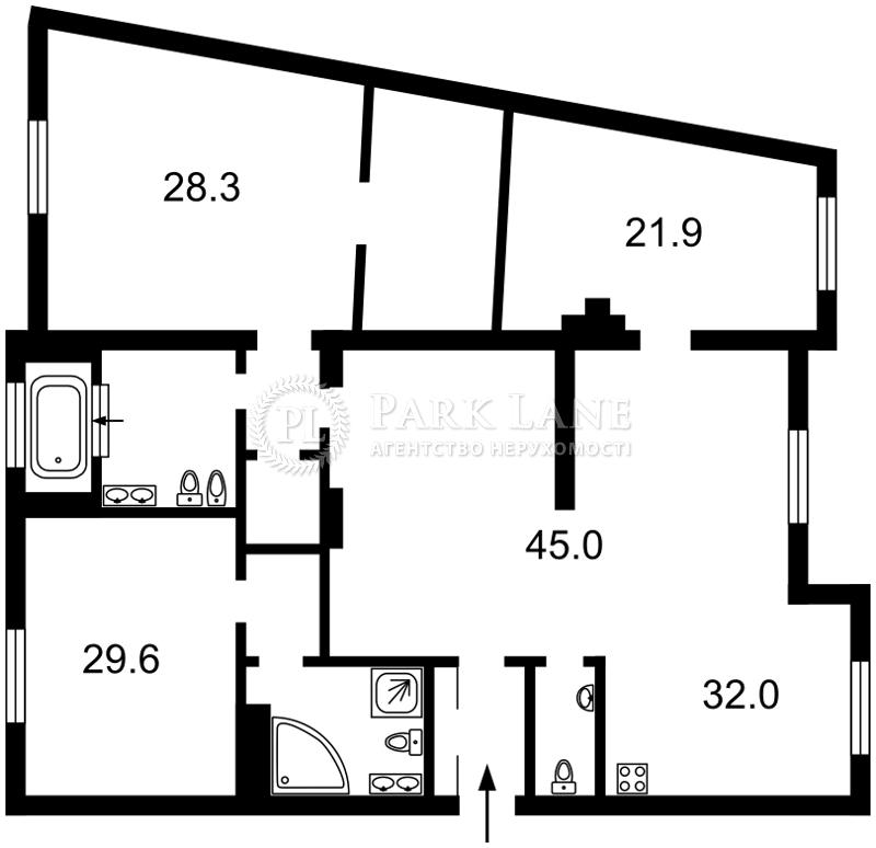 Квартира ул. Соломенская, 15а, Киев, B-93499 - Фото 2