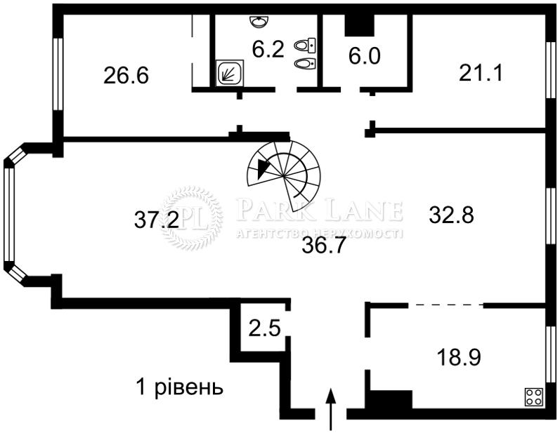 Квартира ул. Коновальца Евгения (Щорса), 32а, Киев, C-103175 - Фото 2
