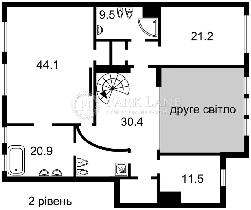 Квартира ул. Коновальца Евгения (Щорса), 32а, Киев, C-103175 - Фото 3