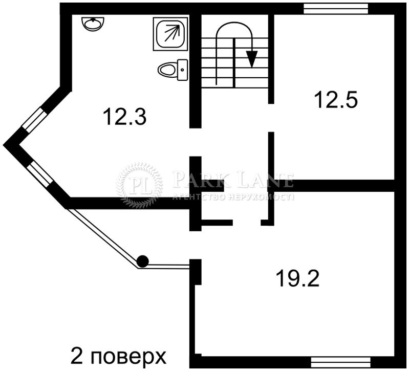 Дом ул. Черняховского, Киев, Z-49841 - Фото 3