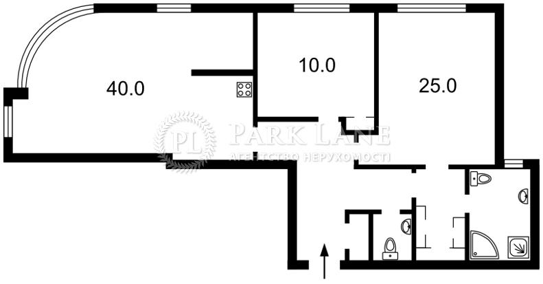 Квартира ул. Лютеранская, 10а, Киев, J-23044 - Фото 2