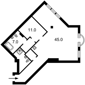 Квартира J-23162, Шевченка Т.бул., 11, Київ - Фото 5