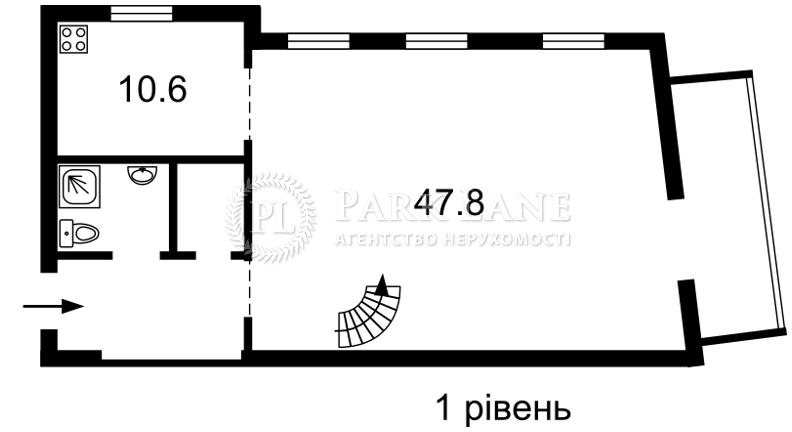 Квартира ул. Михайловская, 24б, Киев, F-37102 - Фото 2