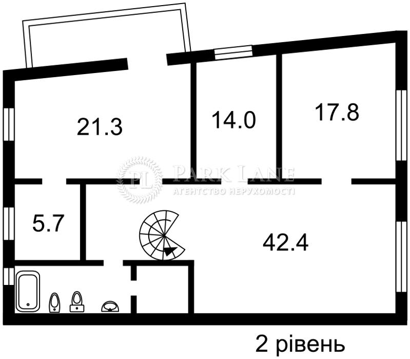 Квартира ул. Михайловская, 24б, Киев, F-37102 - Фото 3