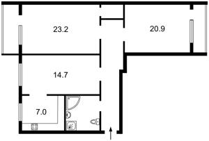 Квартира B-78745, Велика Васильківська, 16, Київ - Фото 5