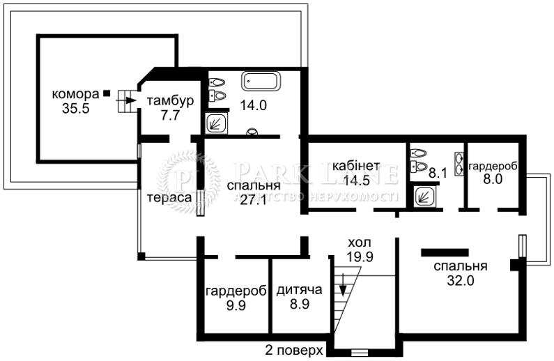 Дом B-94057, Садовая (Осокорки), Киев - Фото 10