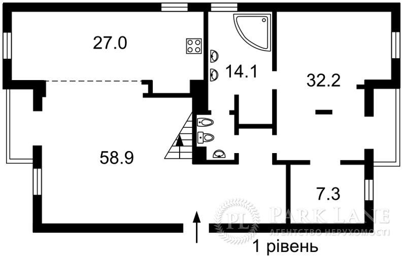 Квартира ул. Богомольца Академика, 5, Киев, Z-41175 - Фото 2