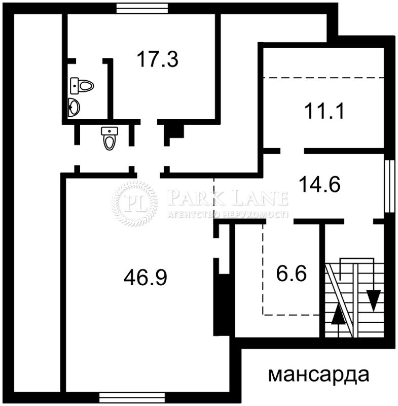 Будинок вул. Редутна, Київ, Z-1424162 - Фото 5