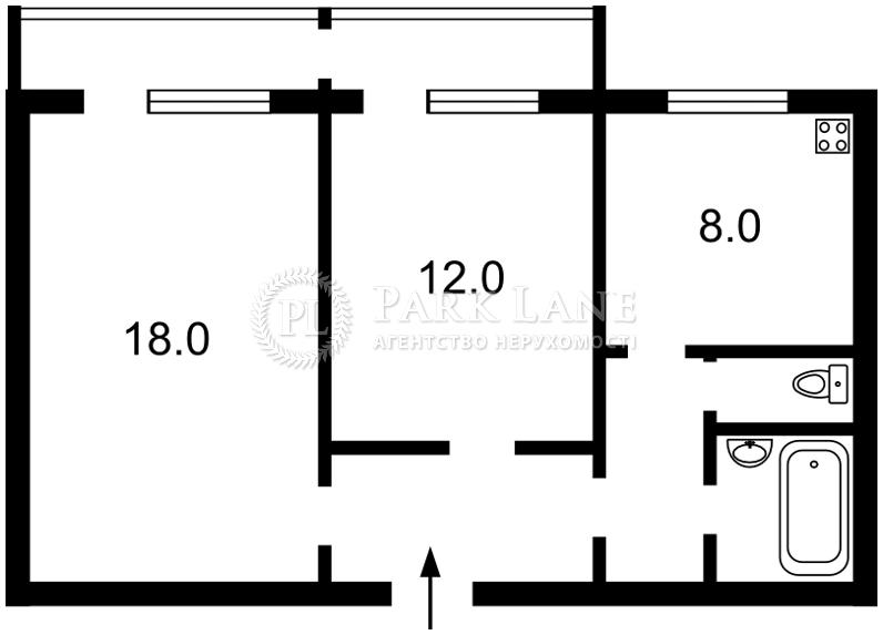Квартира Z-1895313, Правды просп., 31, Киев - Фото 3
