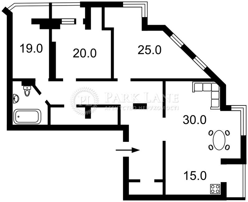 Квартира ул. Соломенская, 15а, Киев, J-23243 - Фото 2