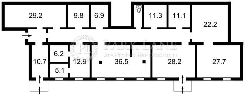 Нежилое помещение, K-24322, Курбаса Леся (50-летия Октября) просп., Киев - Фото 2