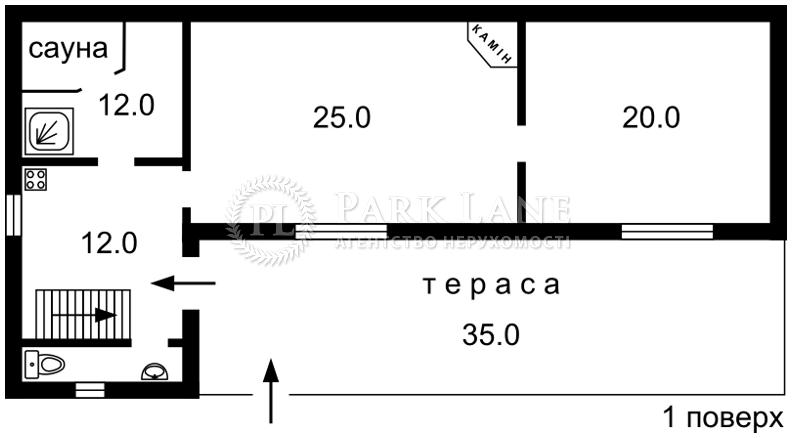 Дом Чайки, Z-39866 - Фото 2