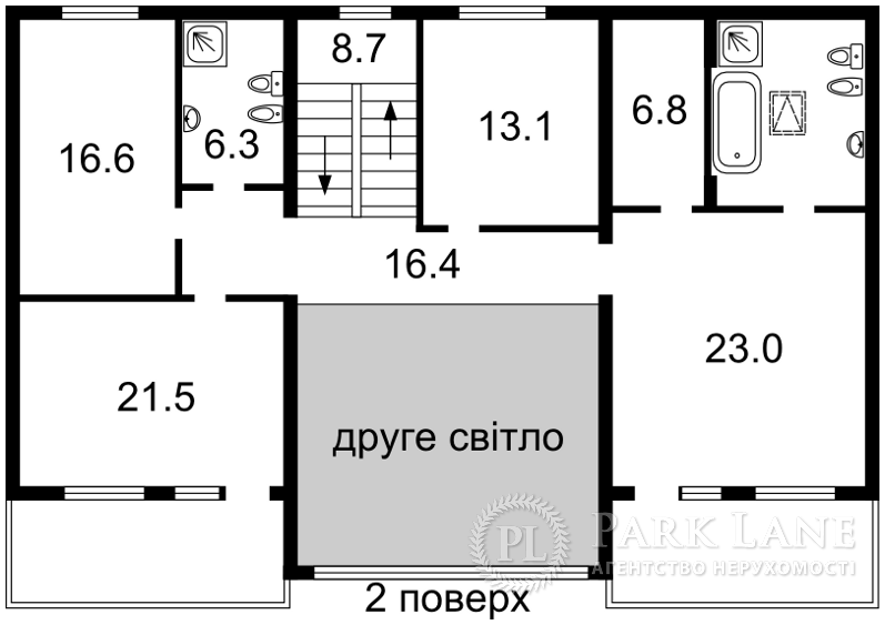 Будинок Козин (Конча-Заспа), Z-82306 - Фото 3