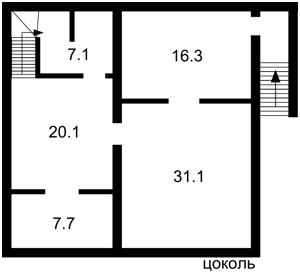 Дом Z-1257555, Козин (Конча-Заспа) - Фото 3