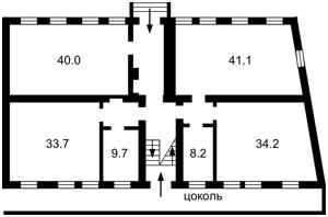 Нежилое помещение, Z-1638335, Хвойки Викентия, Киев - Фото 3
