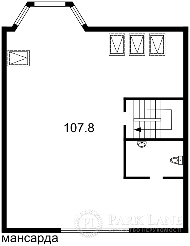 Дом Козин (Конча-Заспа), R-6296 - Фото 4