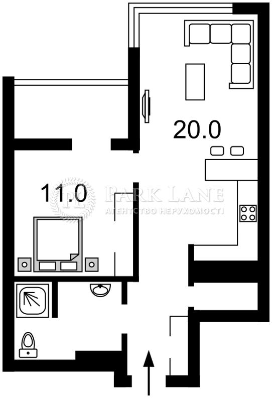 Квартира K-24536, Кудрі Івана, 7, Київ - Фото 9