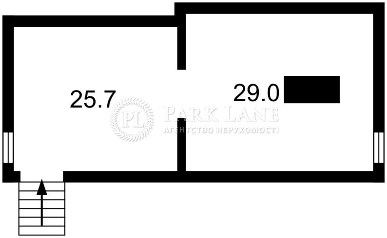 Нежитлове приміщення, вул. Паньківська, Київ, Z-1585713 - Фото 2
