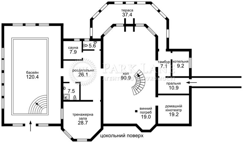 Дом Горбовичи, Z-58942 - Фото 2