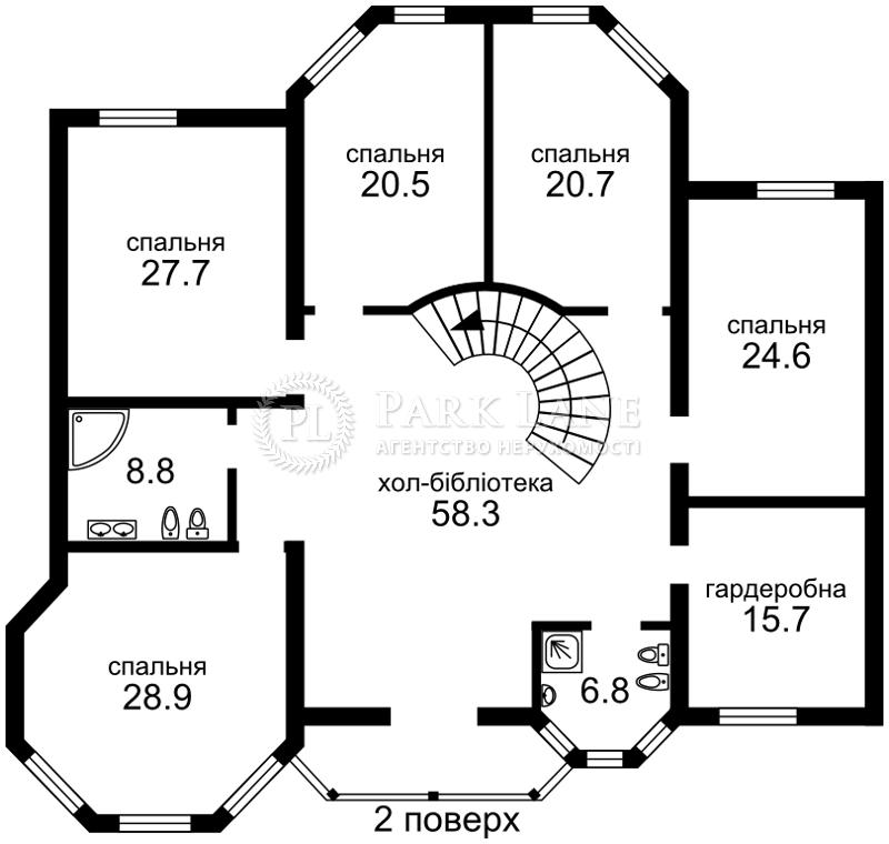Дом Горбовичи, Z-58942 - Фото 4