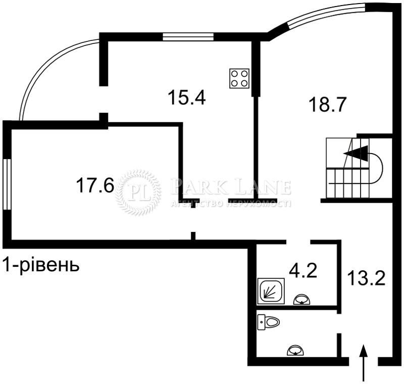 Квартира Лобановского просп. (Краснозвездный просп.), 150г, Киев, R-6568 - Фото 2