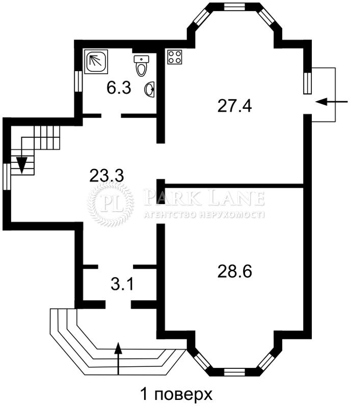 Будинок Хотів, X-22810 - Фото 2