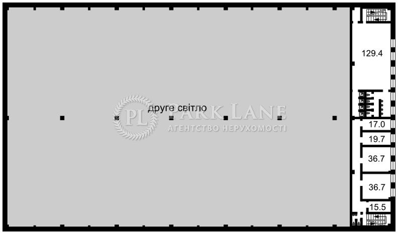 Склад, K-23087, Сосніних Сім'ї, Київ - Фото 1